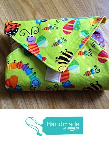 Sandwich Wrap, Reusable, Sandwich Wrap, Fabric Lunch Wrap, Eco Friendly Sandwich Wrap, Placemat, Bugs and Bees, Reuse, Lunch Box, Food Wrap from Cape Cod Sewing Creations http://www.amazon.com/dp/B01A9SRPHI/ref=hnd_sw_r_pi_dp_N1lNwb0PV66FN #handmadeatamazon