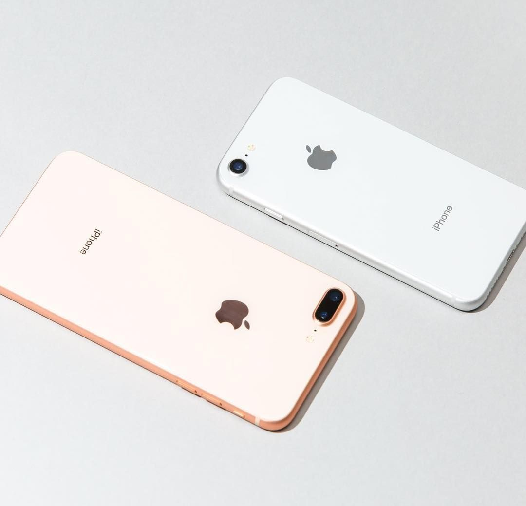 Iphone 8 Iphone 8 Plus Colors I Like To White Color And Whats Yours Iphonex Iphone8 Ios Touchid Iphone Ios Features Iphone 8