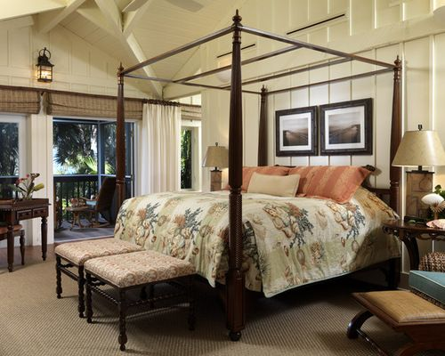 Explore British Colonial Bedroom And More