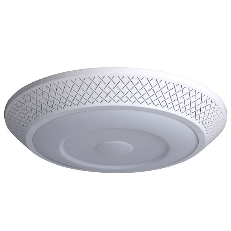 Kompakte weiße LED Deckenleuchte Modern MW-Light 674010201 - led deckenleuchte küche