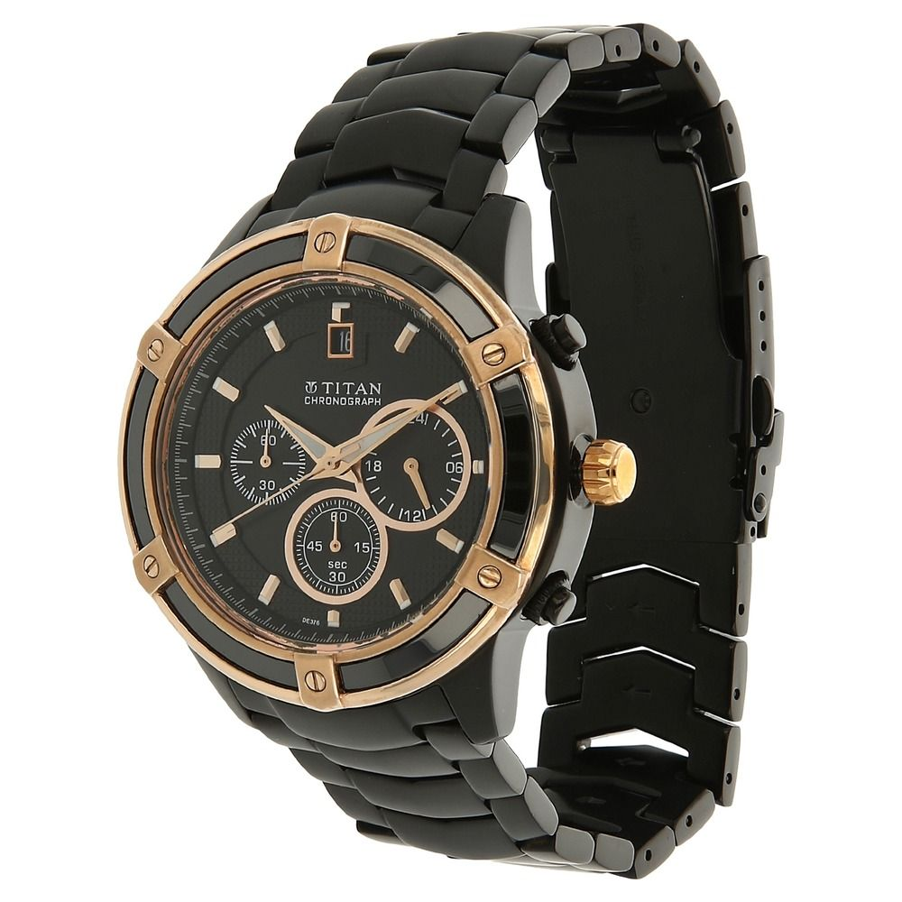 Watches collections online at Titan. Choose from a wide