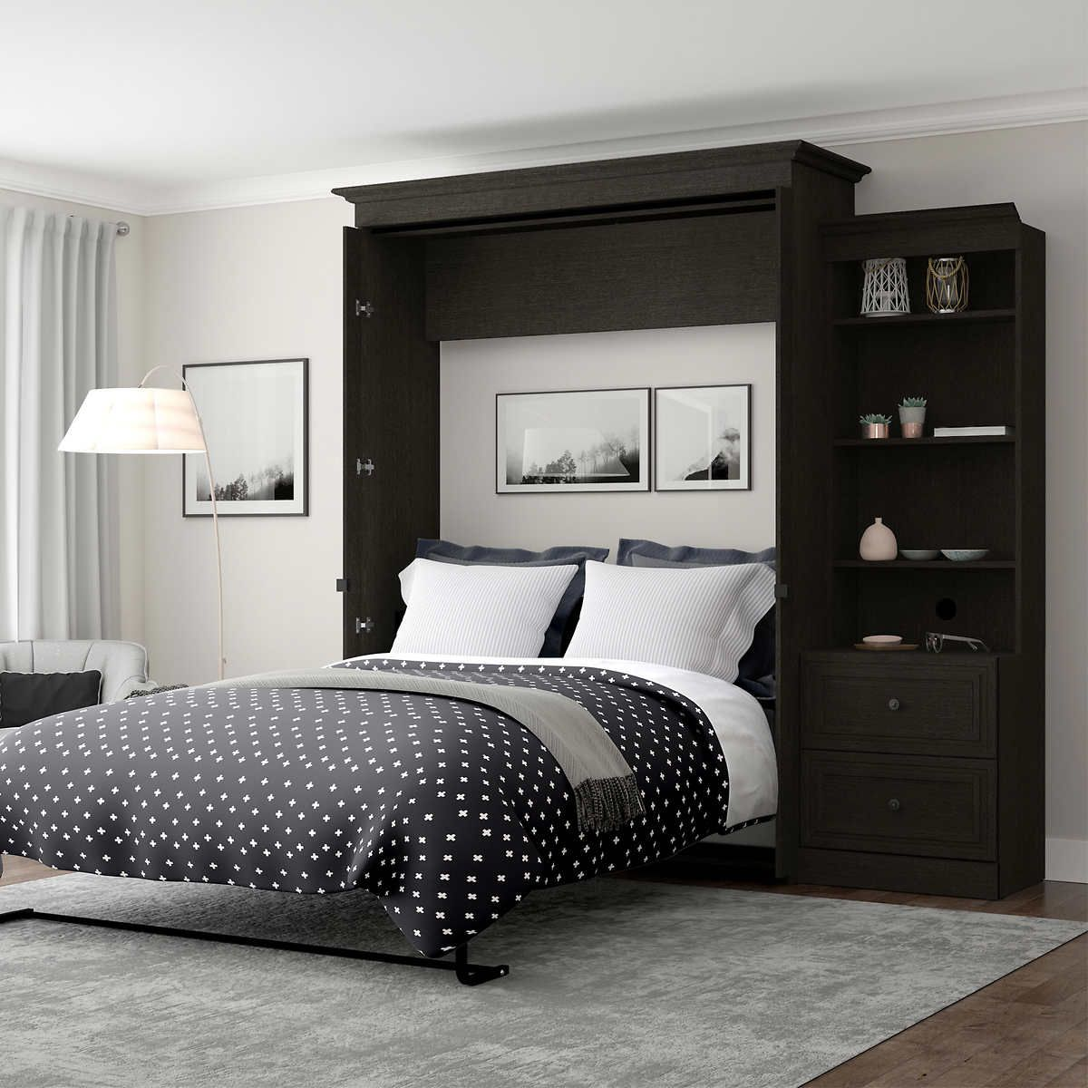 Pin by Tina Micke on For the Home Murphy bed, Wall bed