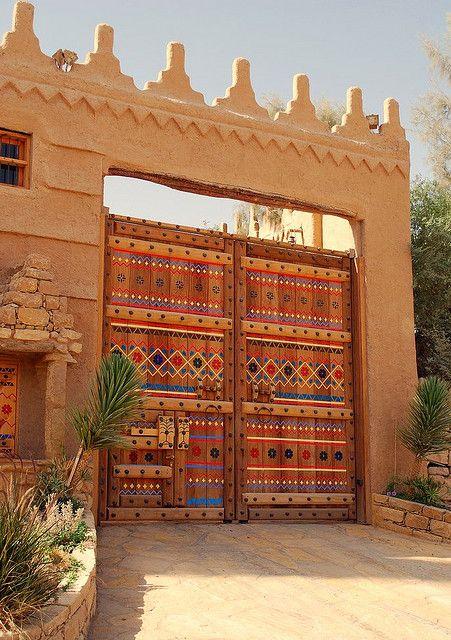 Addiriyah Farm S Traditional Architecture Islamic Architecture Indian Architecture
