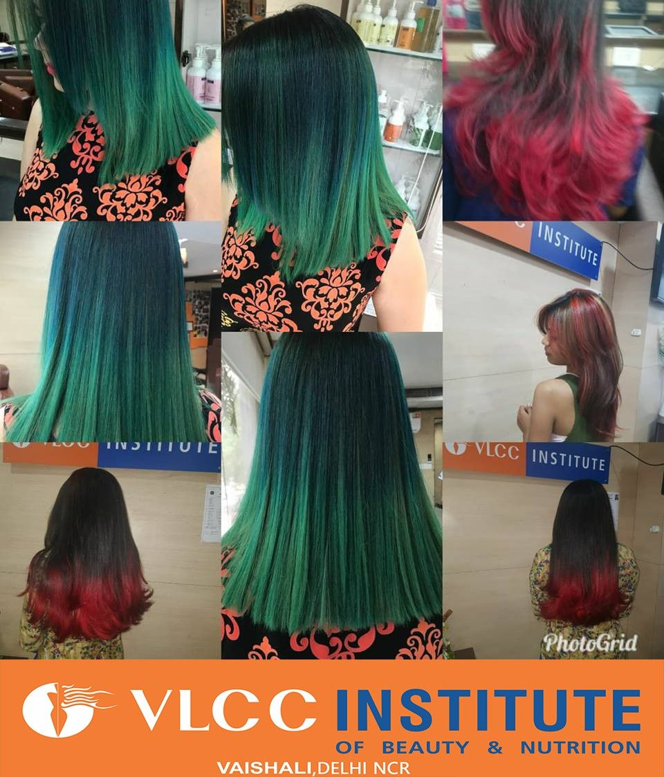 Pin By VLCC Institute On Hair Styling