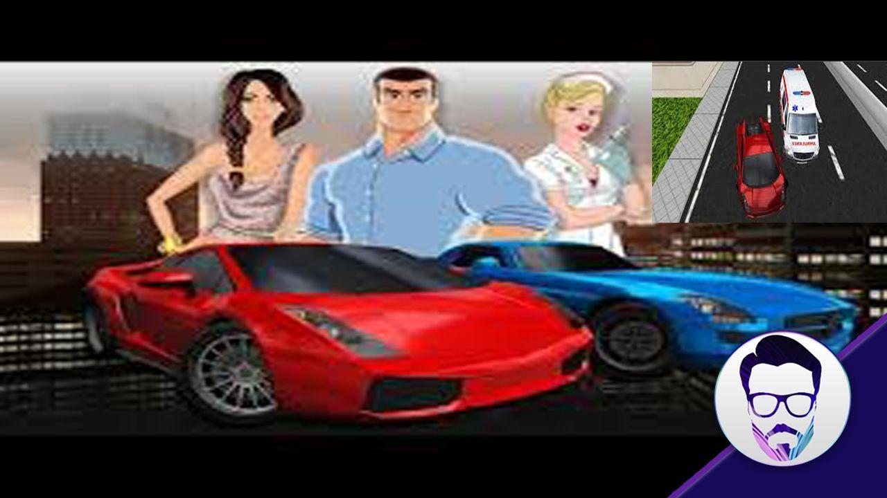 تحميل لعبة سيارات المدينة للاندرويد City Driving 3d قيادة السيارات اللان Sports Car Car Sports