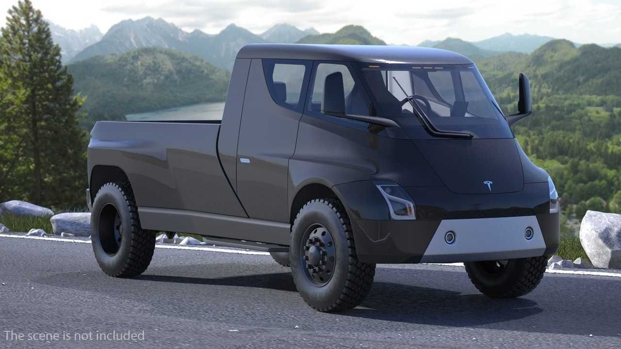 As We Get Closer To The Unveil This Month The Frenzy Over What The Tesla Pickup Truck Model P Will Look Tesla Pickup Truck Tesla Pickup Electric Pickup Truck