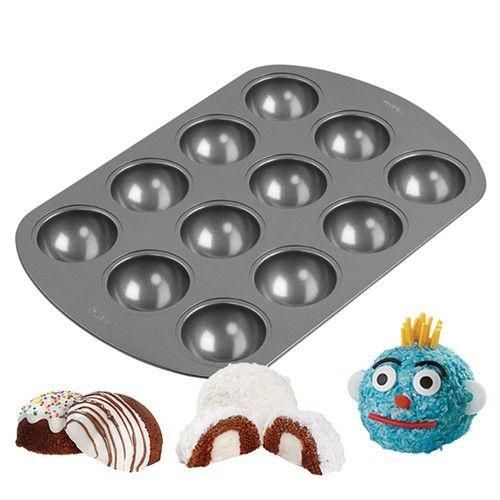 Wilton Mini Ball Cake pan (7cm)