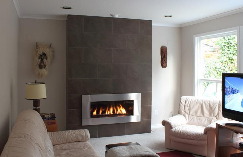 Fireplace Idea Gallery Fireplace Fireplace Mantel Photos Pictures Decorating Design Decor Contemporary Gas Fireplace Fireplace Design Home Fireplace