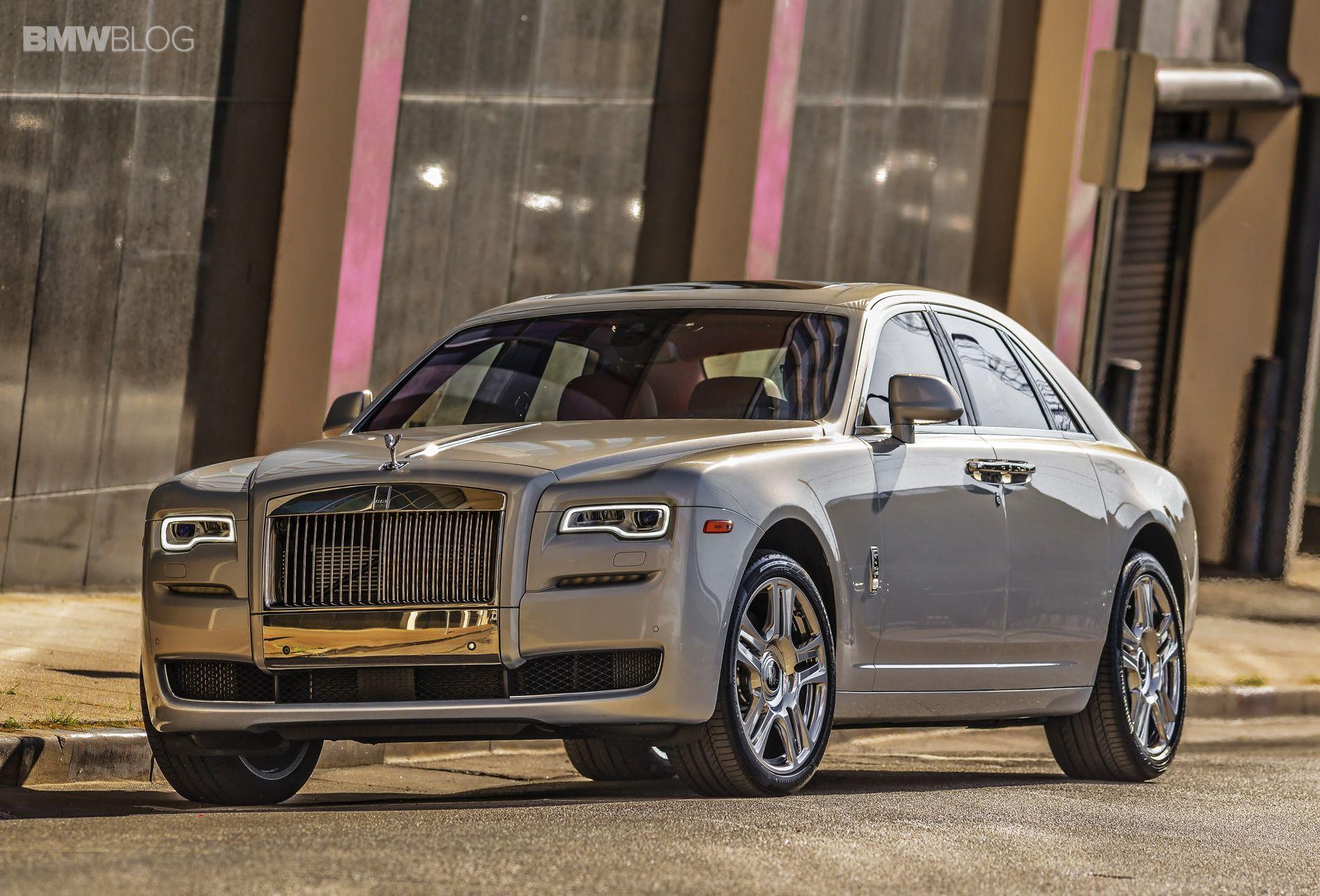 Kylie Jenner Flaunts New 320 000 Rolls Royce Ghost Rolls Royce Rolls Royce Phantom Price Royce