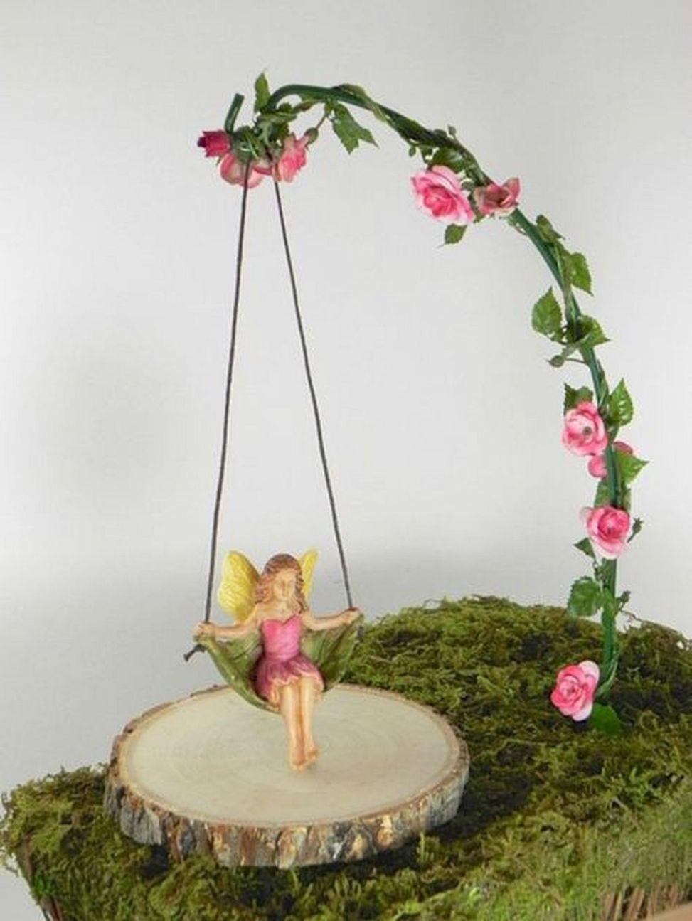 Create Cute Fairy Garden Ideas 3 Jardinage De Fee Jardin De