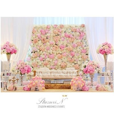 Stazurinweddings Pelamin Dewan Tunang Mini Nikah Buaianberendoi Pakej Perkahwinan Promosi Grand