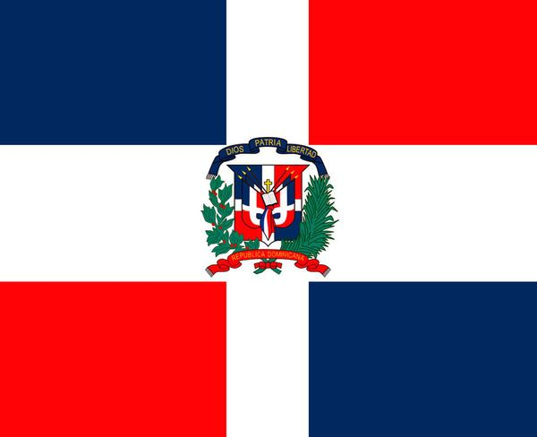 Flag Of The Dominican Republic Best Flags