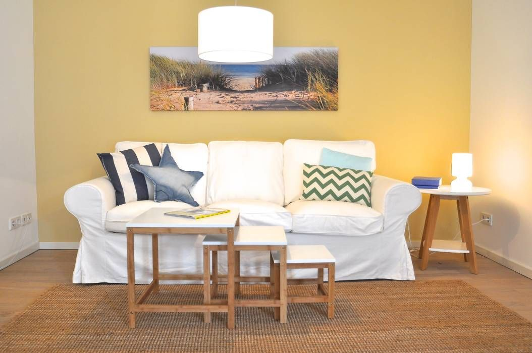 Landhausstil Wohnzimmer Bilder Home Staging einer Mietwohnung - landhausstil mobel wohnzimmer