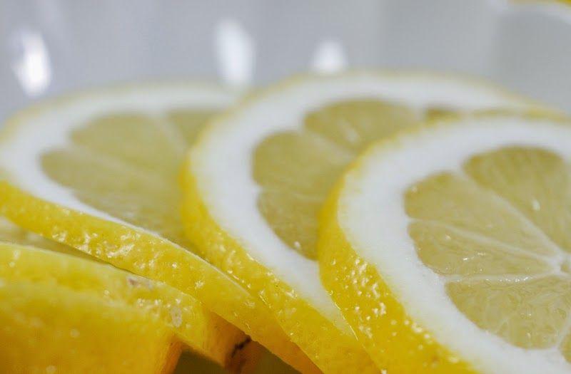 Eerst Koken: Citroenschil is giftig