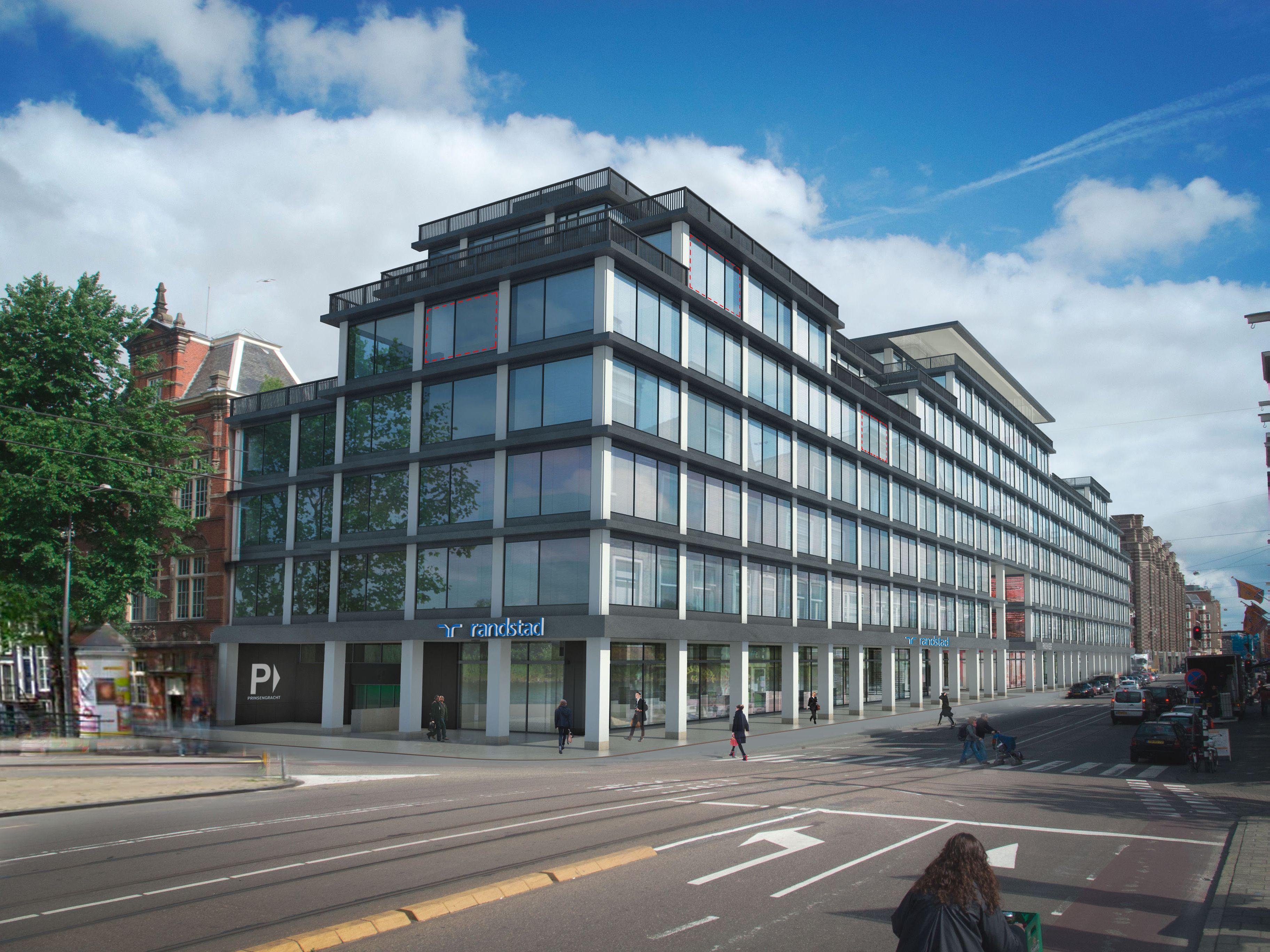Office building renovation, Randstad Amsterdam