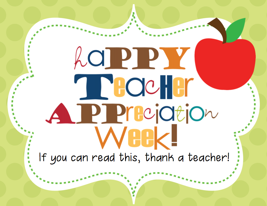 Teacher Appreciation Week 2017 Quotes: 101 TEACHER APPRECIATION QUOTES  poems and saying for students and    ,