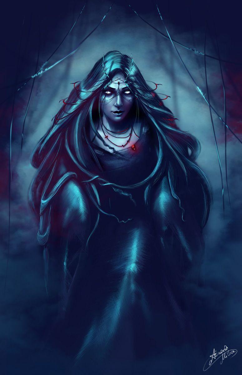 wife of hades mythology