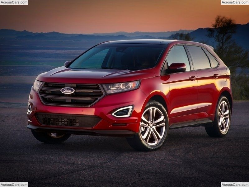 Ford Edge 2015 Ford Edge Coches Todoterreno Coches
