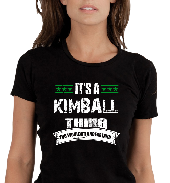"Great ""Kimball Family"" Teeshirts  ** Not Available in Stores**  Check out at http://www.smartteeshirt.com/pinter/Kimball"