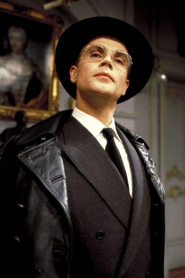 Richard Gibson (January 1, 1954) Biritish actor (Herr Otto Flick in 'Allo  'Allo!)