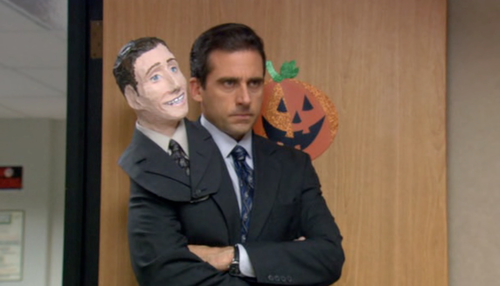 Michael Scott Michael Scott Michael Scott Quotes Halloween Office Party