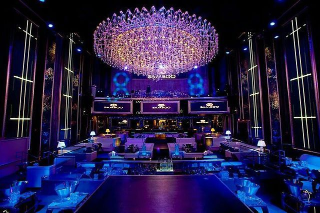 Bamboo Miami Nightclub Design Miami Nightlife Episode Backgrounds