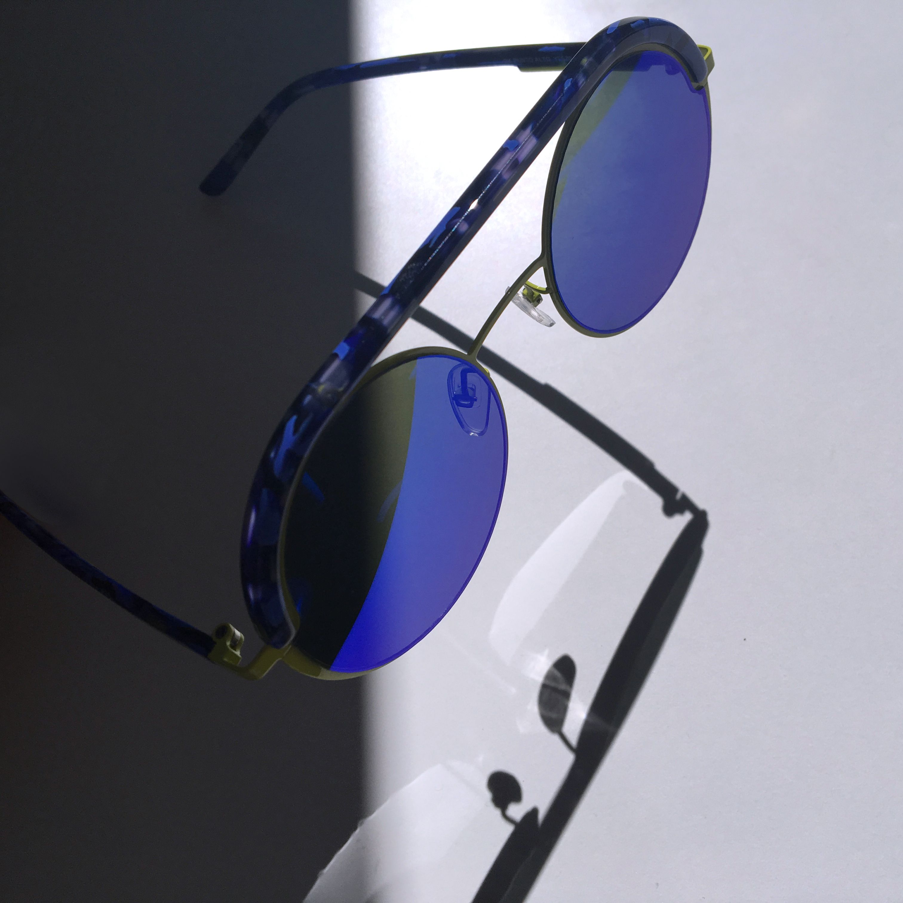Meet The Flat-Lense: The New Sunglasses You'll Be Seeing