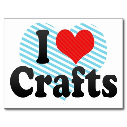 Love Crafts Post Cards