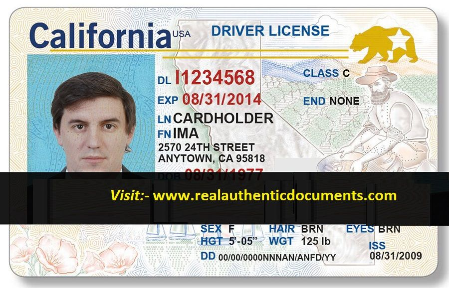 How To Get A Class C Driver License In California