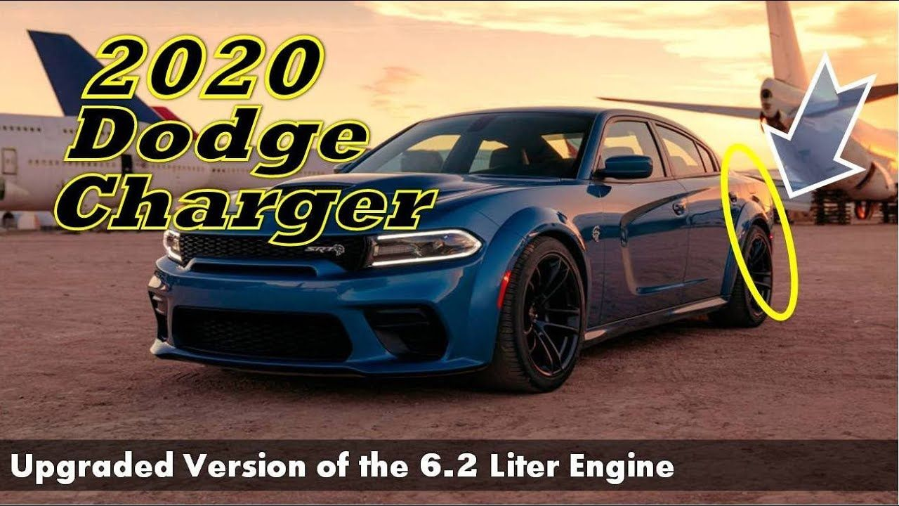 2020 Dodge Charger Hellcat Widebody More Than 707 Horsepower To Race At Pikes Peak Dodge Charger Hellcat Dodge Charger Hellcat