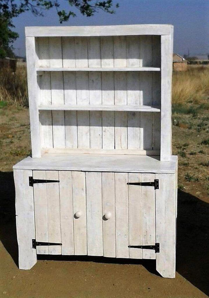 wood-pallet-cabinet | ideas muebles | Pinterest | Palets ...