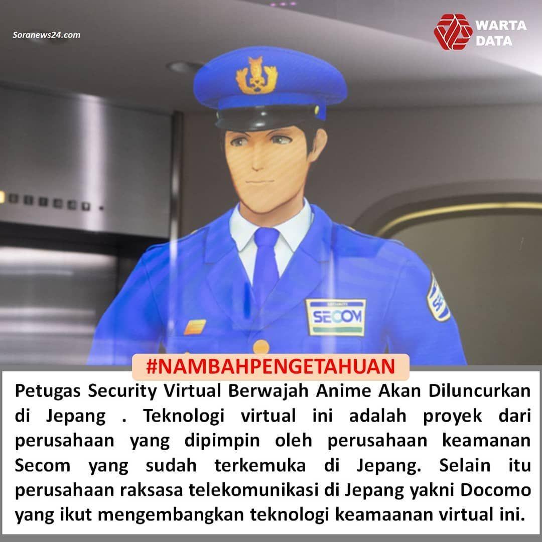 Jepang selalu saja menciptakan inovasi teknologi yang