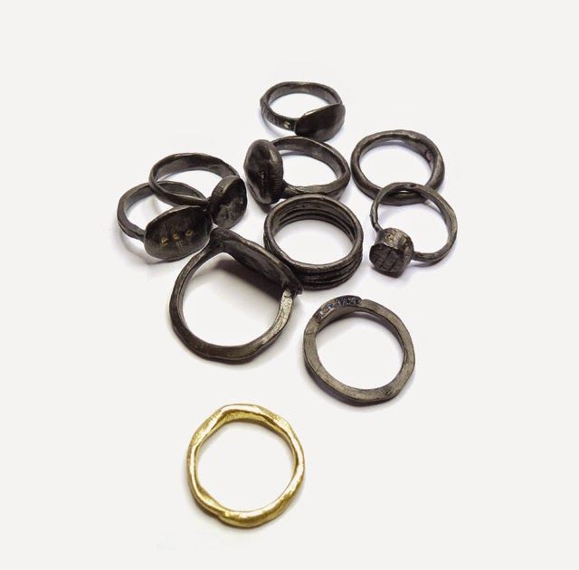 Katherine Bowman: A group of rings