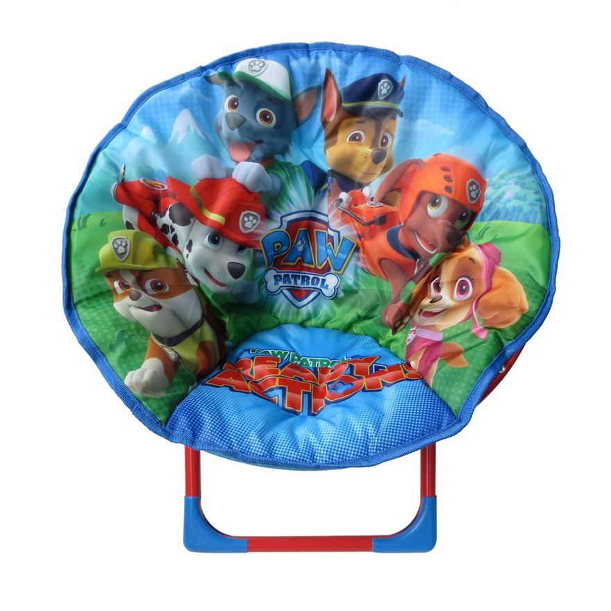 Paw Patrol Toy For Everyone : Give your little one a seat that is unmistakably theirs