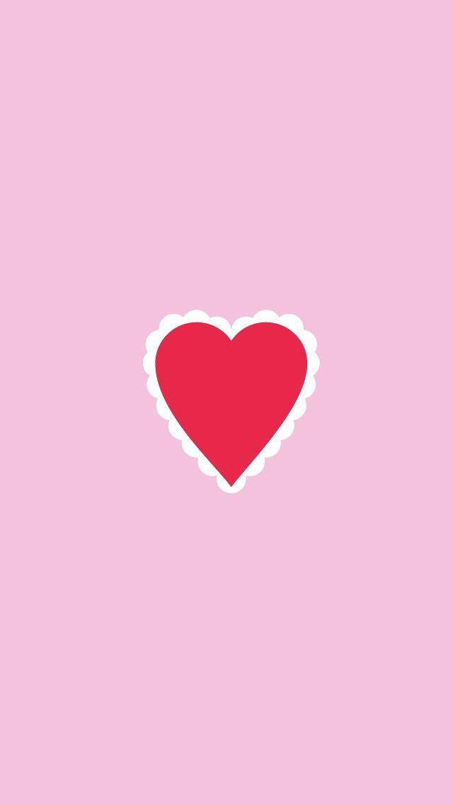 Simple Love Heart Iphone 5s Wallpaper Iphone 5s Wallpaper Iphone Wallpaper Iphone 6 Wallpaper