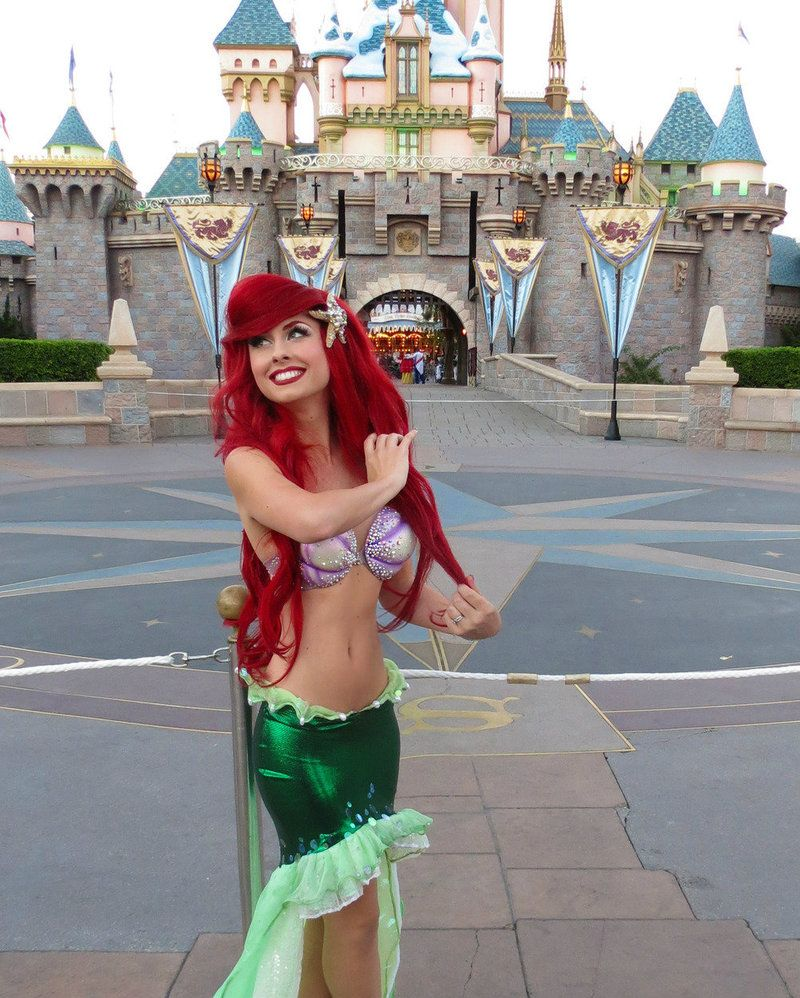 The Little Mermaid by TheRealLittleMermaid on deviantART | All ...