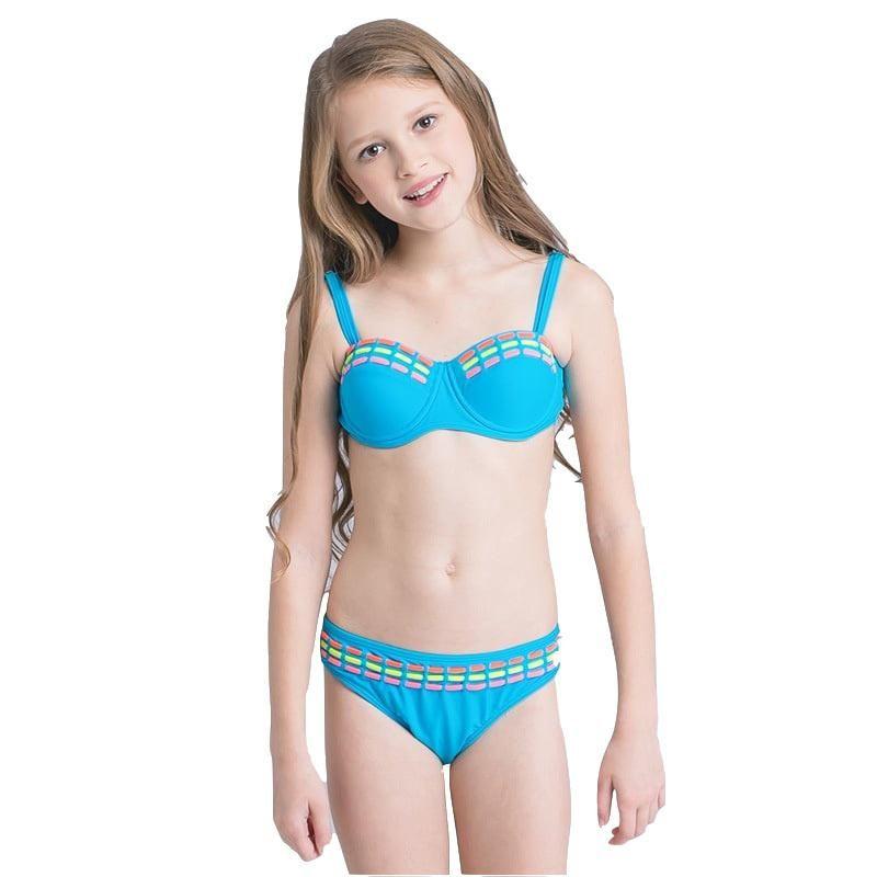 micro bikini kids