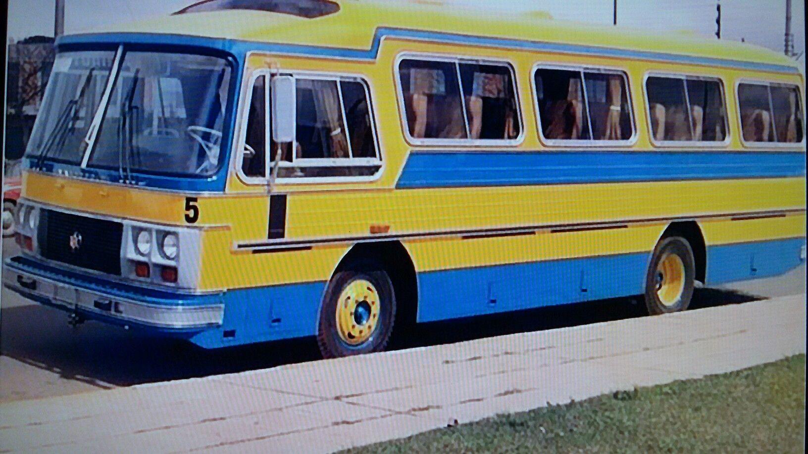 Ónibus Intermunicipal /Marcopolo