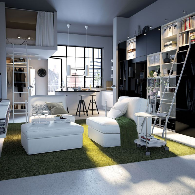 images about salon comedor libreria on pinterest with decoracion muebles ikea