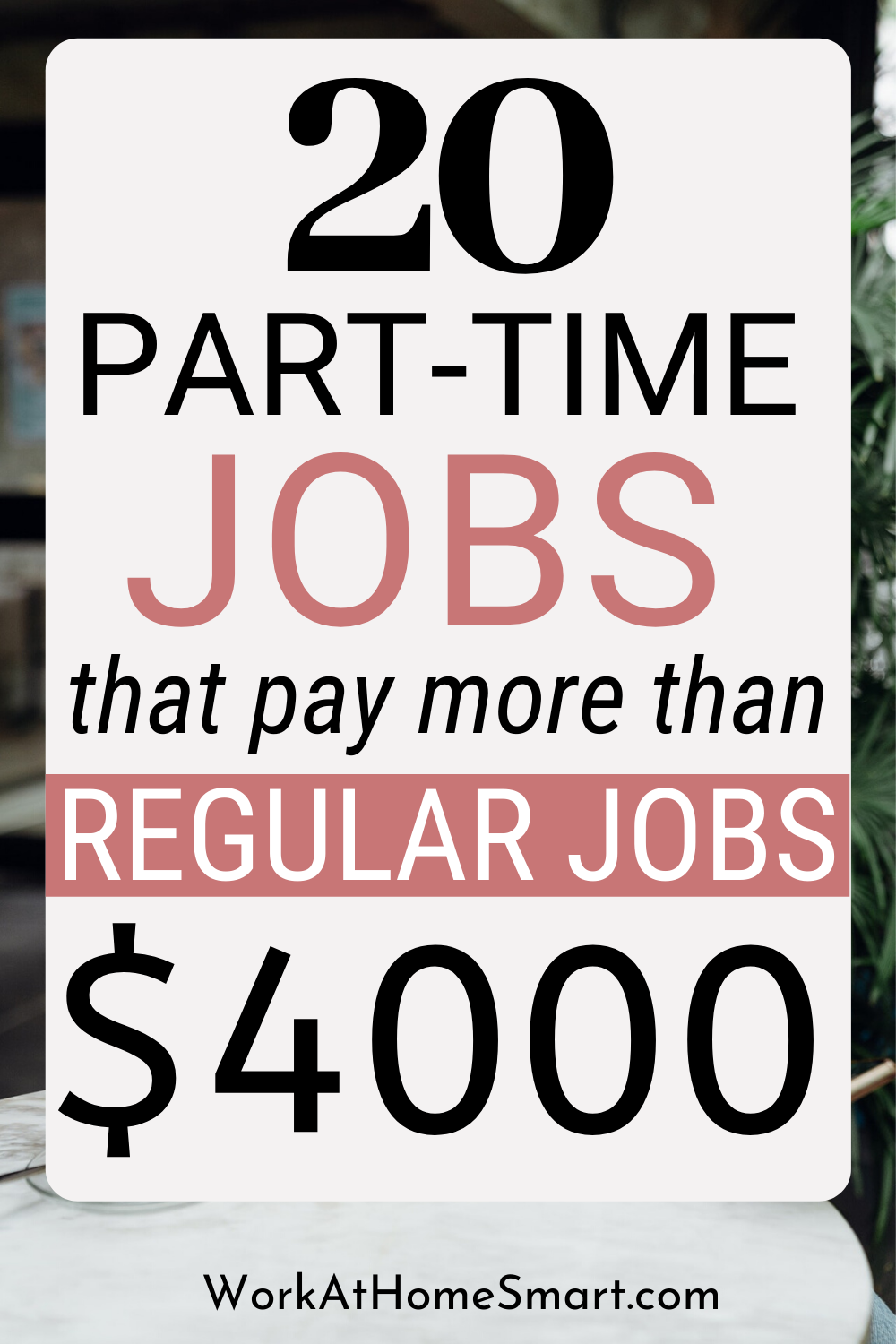 Pin On Part Time Jobs From Home
