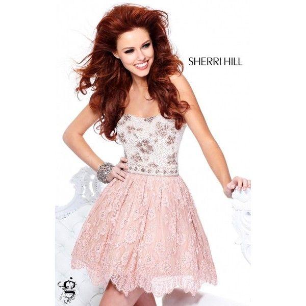 Sherri Hill 21149 - 700.00 - 21149 by Sherri Hill via Polyvore