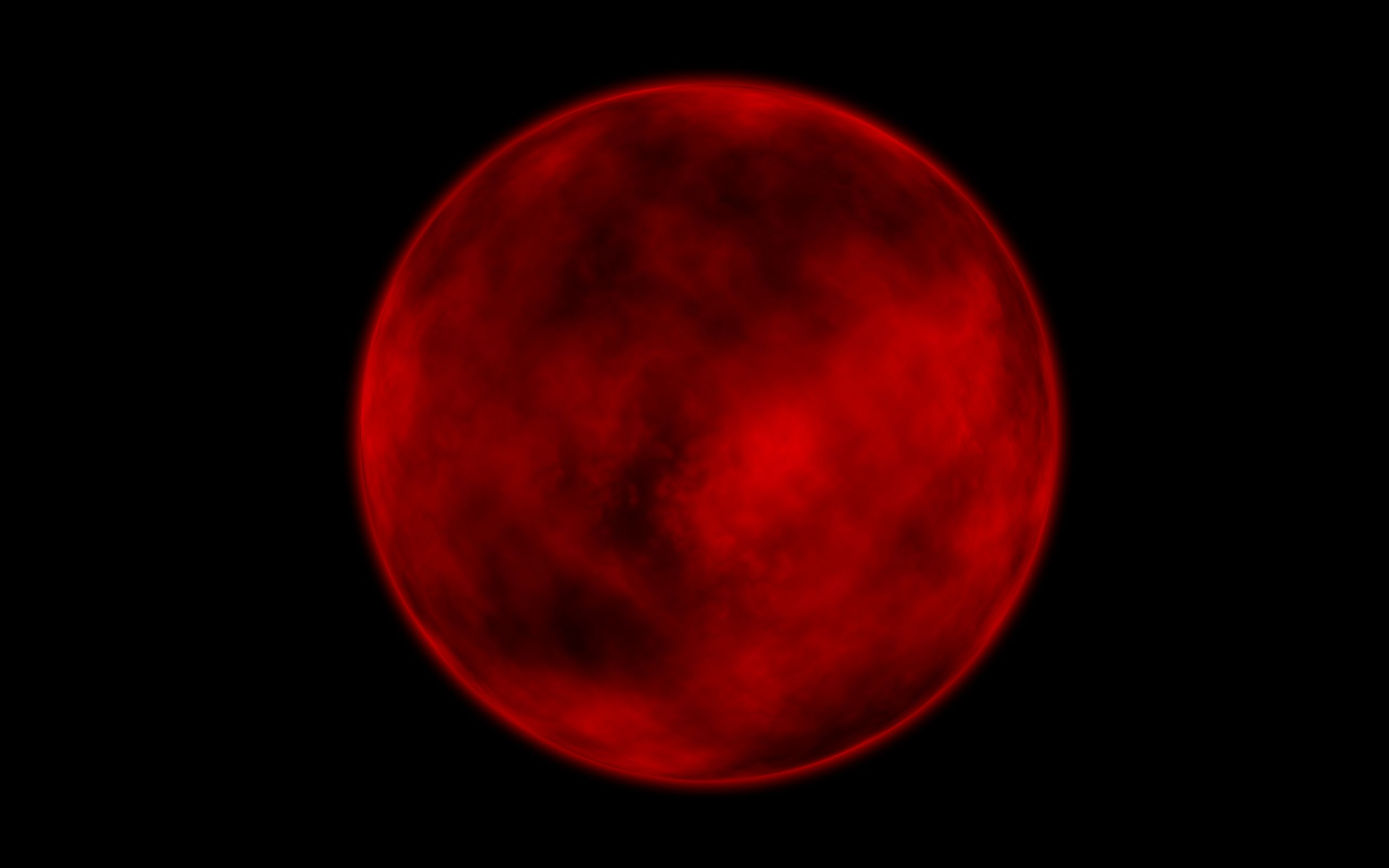 Red Moon | wallpaper features a brilliant full red moon ...