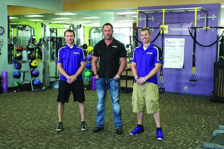 Fitness for thought new anytime fitness franchisee