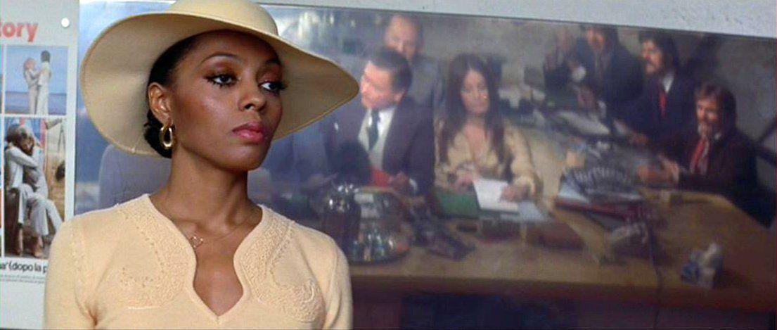 Mahogany 1975 Diana Ross Become A Fashion Designer Black Girl Makeup