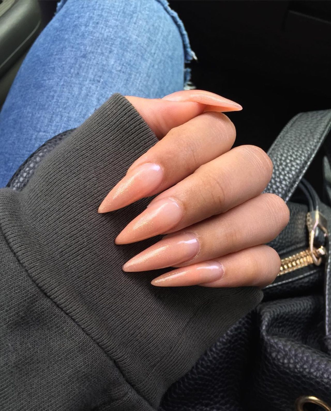 had to show bitches where the top is | Nails | Pinterest ...