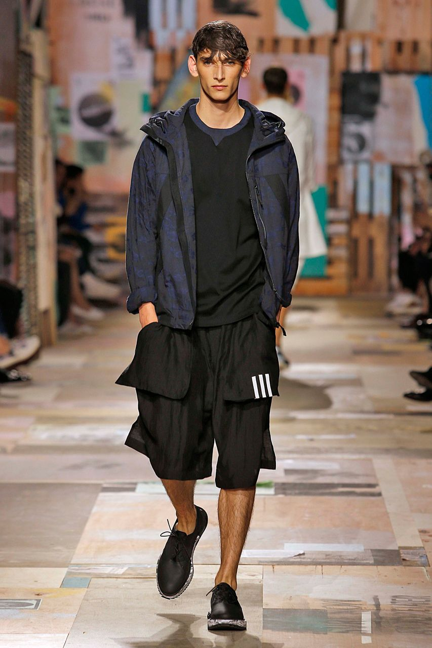 Image of Y-3 2015 Spring/Summer Collection