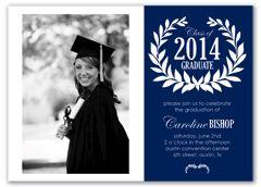 Blue personalize photo graduation invitation example great ideas blue personalize photo graduation invitation example filmwisefo