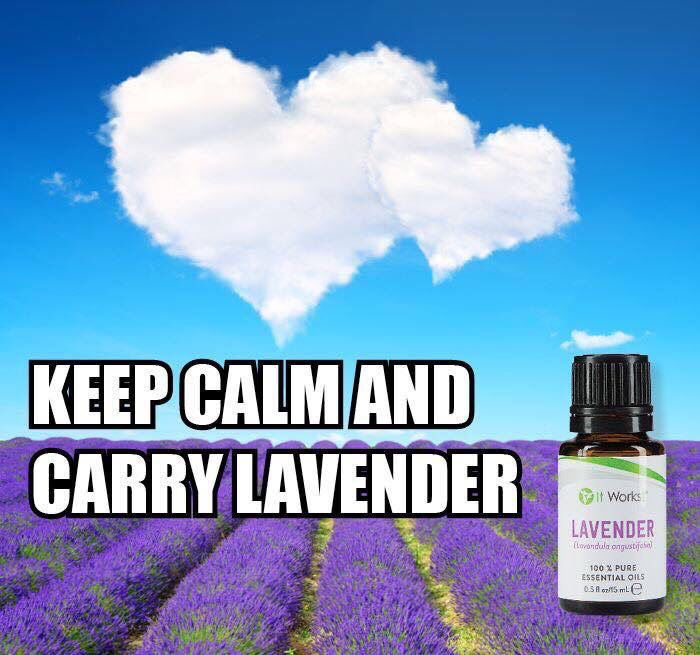 Step away from anything else and pick up your lavender. 9092146059