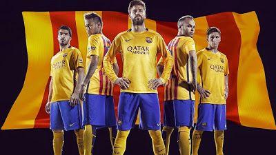 DEPORTES HERMIDA - Multideporte y moda deportiva: Camiseta FC Barcelona Temporada 2015-2016