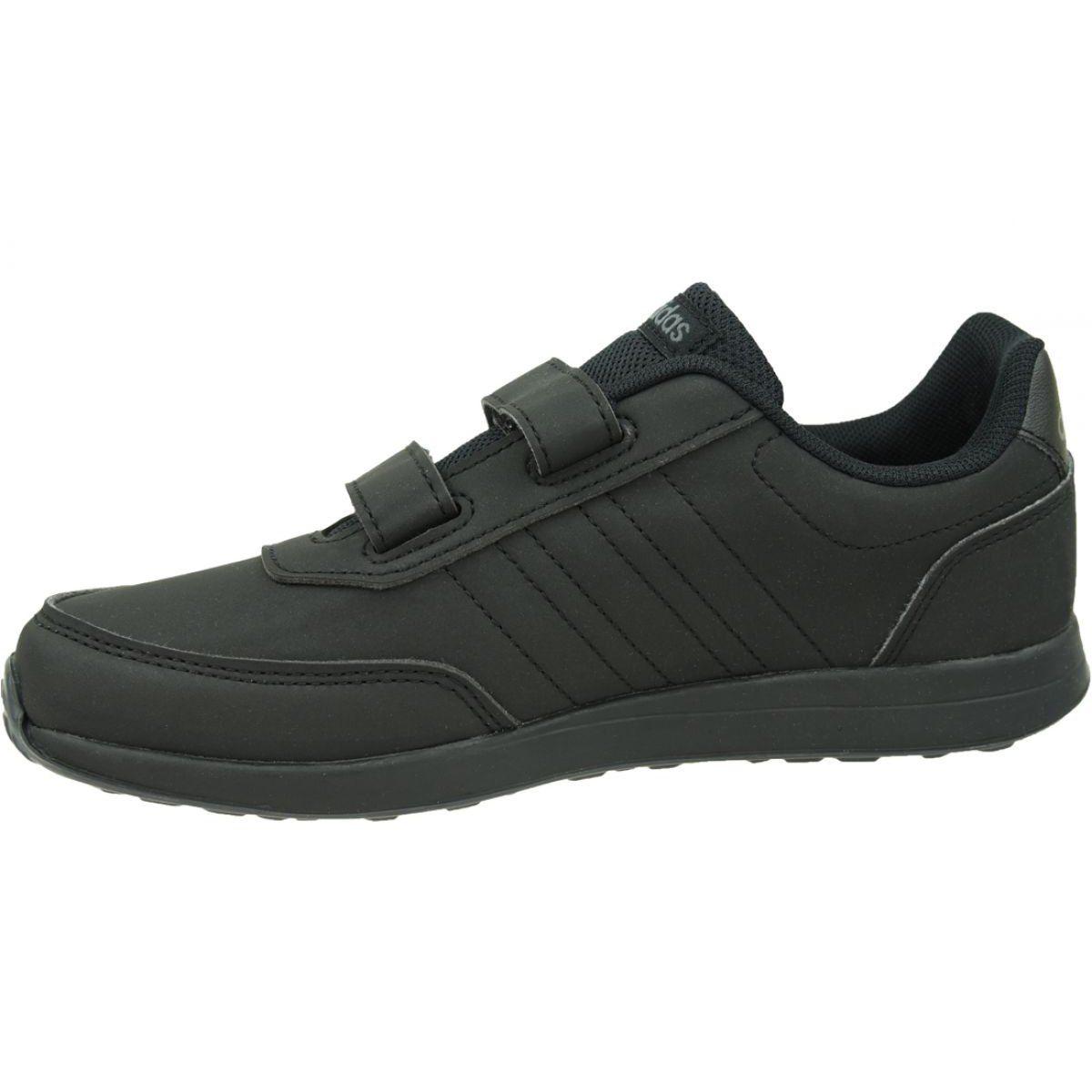 Buty Adidas Vs Switch 2 Cmf Jr Eg1595 Czarne Sports Shoes Adidas Black Shoes Shoes
